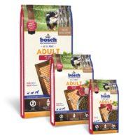 Сухой корм Бош Эдалт (Bosch Adult HPC Adult Lamb & Rice) для собак, ягненок и рис