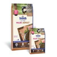 Сухой корм Бош Макси Эдалт (Bosch Maxi Adult) для собак крупных пород, птица