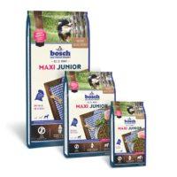 Сухой корм Бош Макси Юниор (Bosch Junior Maxi) для щенков гигантских и крупных пород