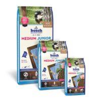 Сухой корм Бош Медиум Джуниор (Bosch Medium Junior) для щенков средних пород