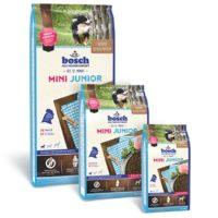 Сухой корм Бош Мини Юниор (Bosch Mini Junior) для щенков маленьких пород