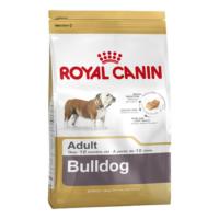 Royal Canin Bulldog Adult для взрослых с 12мес