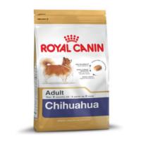 Royal Canin Chihuahua Adult  с 8 месяцев и на протяжении всей жизни.