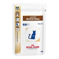Royal Canin Gastro Intestinal Feline при нарушении пищеварения.
