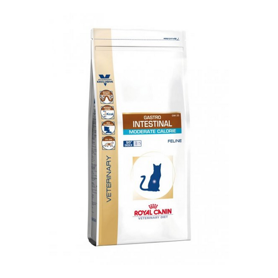 Royal Canin Gastro Intestinal Moderate Calorie лечебная диета