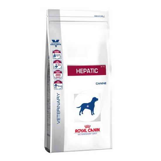 Сухой корм Hepatic Canine Royal Canin