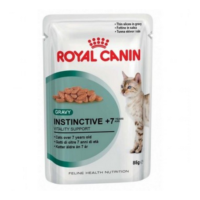 Royal Canin Instinctive +7 Wet кусочки в соусе