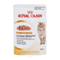 Royal Canin Intense Beauty in Jelly для красивой шерсти в желе