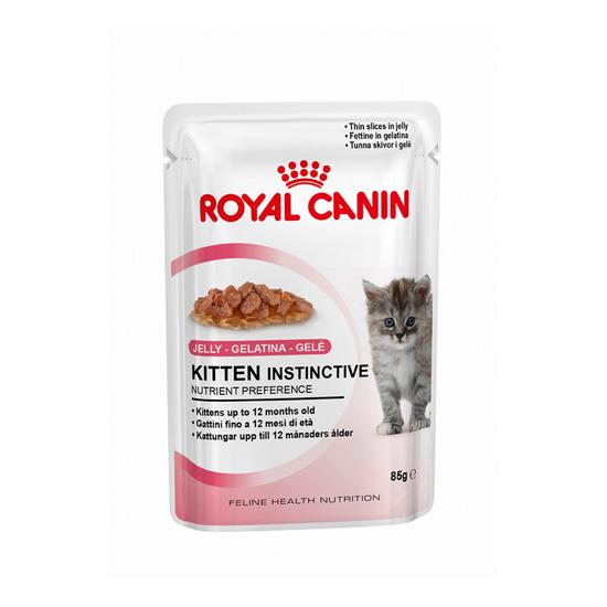 Корм royal canin stage 2