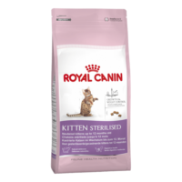 Royal Canin Kitten Sterilised для стерилизованных котят до 12 мес
