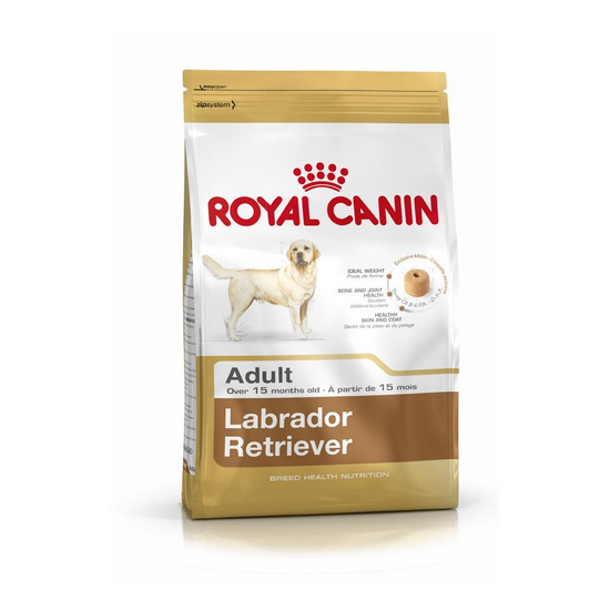 Royal Canin Labrador Retriever Adult для взрослых собак