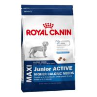 Royal Canin Maxi Junior Active  до 15 месяцев.