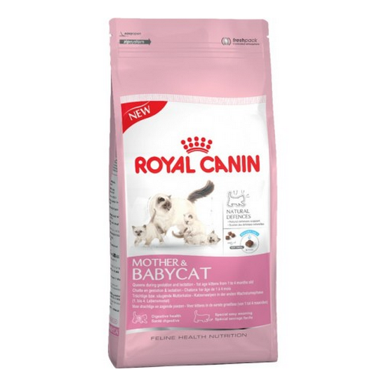Royal Canin Mother & Babycat  для котят от 1 до 4 месяцев
