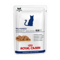Royal Canin Neutered Weight Balance склонных к набору избыточного веса.
