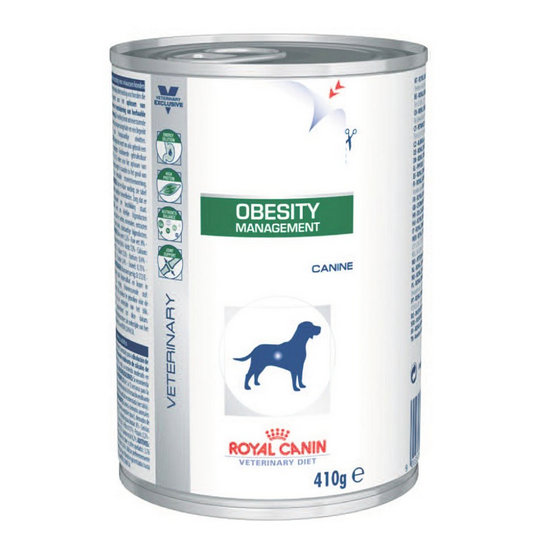 Royal Canin Obesity Canine Cans Диета для собак при ожирении.