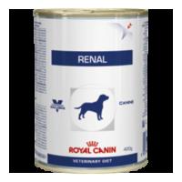 Royal Canin Renal при  почечной недостаточности.