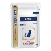 Royal Canin Renal Feline Chicken для кошек с почечной недостаточностью.