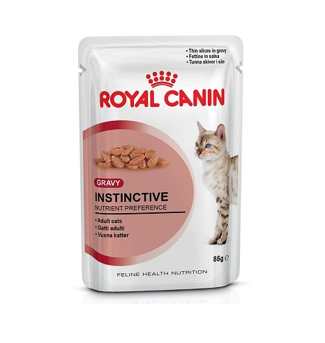 Влажный корм Royal Canin Instinctive Gravy