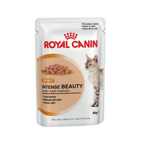 Влажный корм Royal Canin Intense Beauty