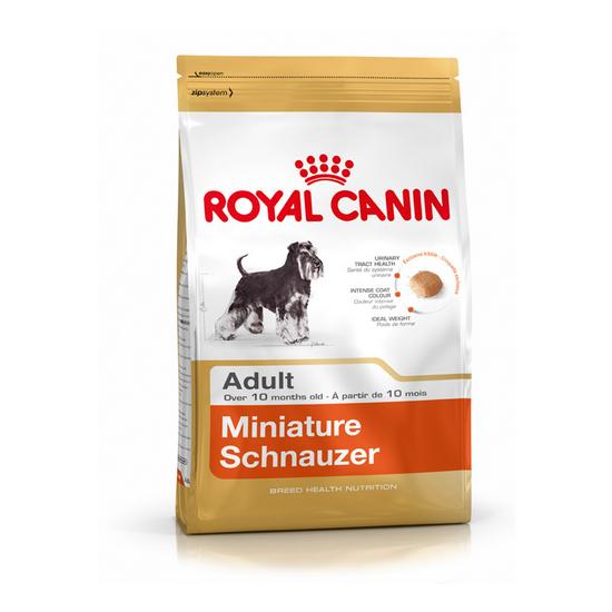 Сухой корм Miniature Schnauzer Adult Royal Canin