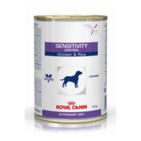 Royal Canin Sensitivity Canine Chiken & Rice для собак при пищевой аллергии