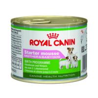 Royal Canin STARTER MOUSSE 195г для щенков до 2-х месяцев