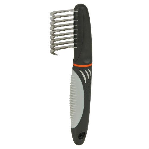 Колтунорез с длинным загнутым зубом TX-24162