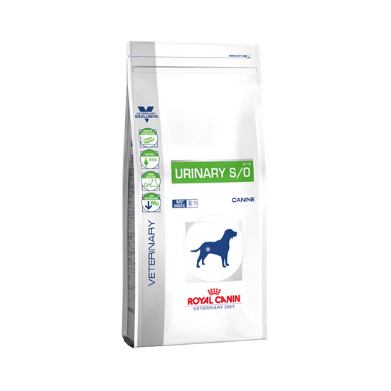 Сухой корм Urinary S/O Canine Royal Canin