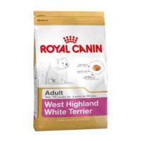 Royal Canin West Highland White Terrier Adult полноценный корм в возрасте с 10 мес