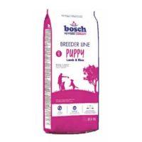Сухой корм Бош Бридер Паппи (Bosch Breeder Puppy) для щенков всех пород, ягненок и рис