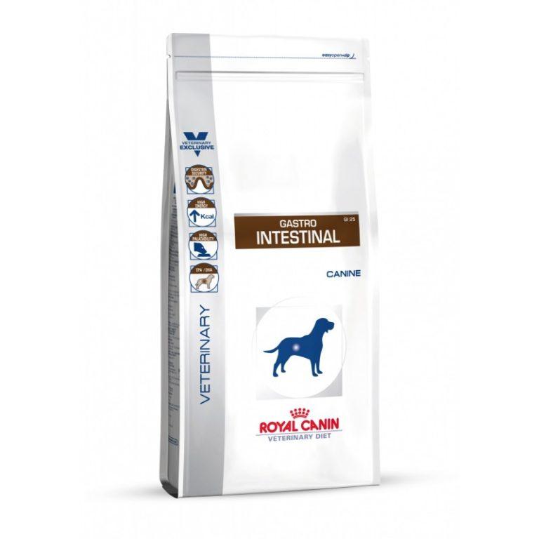 Сухой корм Gastro Intestinal Canine Royal Canin