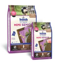 Сухой корм Бош Мини Сеньор (Bosch Mini Senior) для стареющих собак маленьких пород