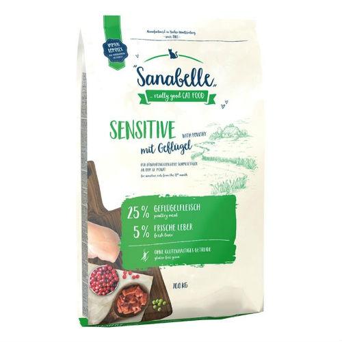 Bosch Sanabelle Sensitive Бош Санабель Сенситив c мясом птицы
