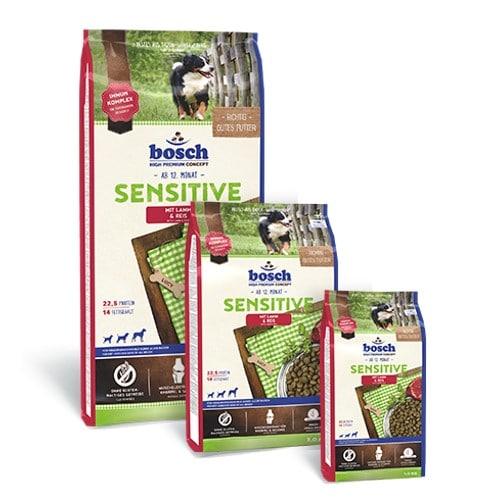Сухой корм Бош Сенсетив (Bosch Sensitive) для собак