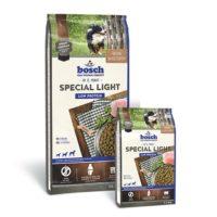 Сухой корм Бош Спешл Лайт (Bosch Special Light) для собак, с пониженным содержанием белка