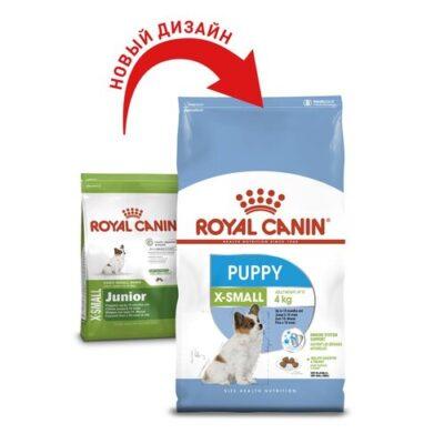 Сухой корм для щенков миниатюрных пород Роял Канин Смол (Royal Canin Royal Canin X-Small)