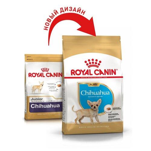 Сухой корм для щенков Роял Канин Чихуахуа Паппи (Royal Canin Chihuahua Puppy)