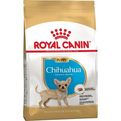 Сухой корм для щенков Роял Канин Чихуахуа Паппи (Royal Canin Chihuahua Puppy) 83128