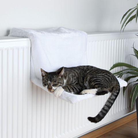 Гамак на батарею для кошек Trixie 4321