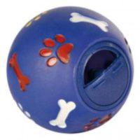 Trixie 3492 Мяч кормушка из пластика