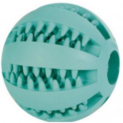 Trixie 3259 Мяч для чистки зубов с ароматом мяты Denta Fun Spielzeug 5 см