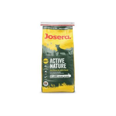 Josera Йозера Active Nature (Fleisch & Reis) корм с двумя видами мяса и травами