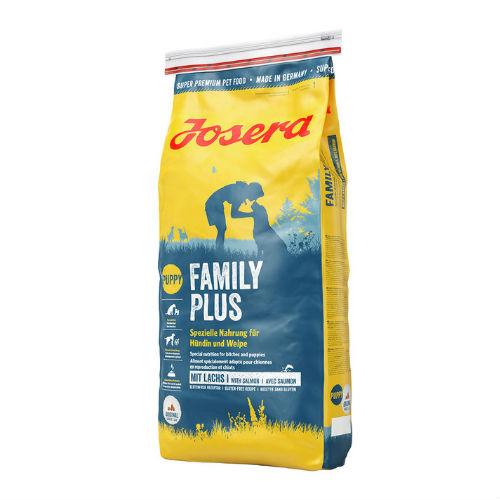 Josera Family Plus для беременных собак 15кг