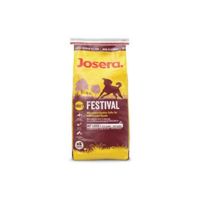 Сухой корм для собак Йозера Фестиваль (Josera Festival) с деликатным соусом для взрослых собак, 15 кг