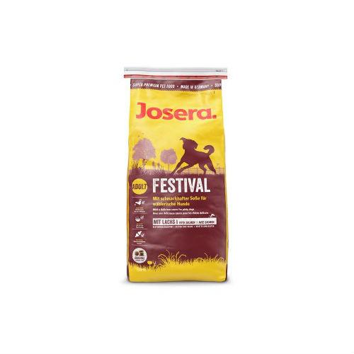 Josera Йозера Festival Фестиваль с деликатным соусом для взрослых собак 15кг