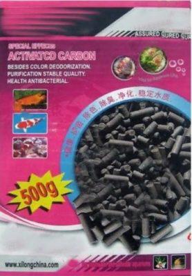 Активированный уголь Ксилонг (Xilong Activated Carbon) XL-SEAC500, 0,5 кг