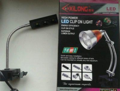Светодиодный светильник (лампа) для аквариума Ксилонг (Xilong) LED-G3A