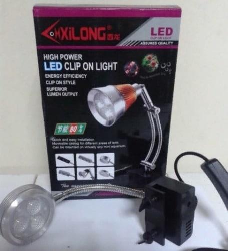 Светодиодный светильник (лампа) для аквариума Ксилонг (Xilong) LED-G3F