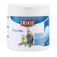 Витаминные добавки для мелких попугаев с семенами, травами и бисквитами TX-5015 Трикси (Trixie), 140 гр