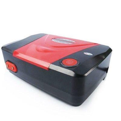 Компрессор на аккумуляторе двухканальный Ксилонг (Xilong) AD-2000, 480 л/м